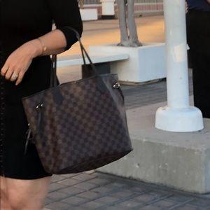 100% authentic Louis Vuitton MM